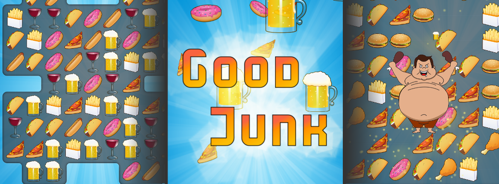 GoodJunk Game for iOS