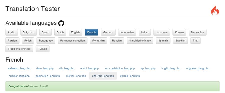 Translation Tester